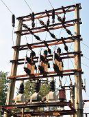 powerline high voltage