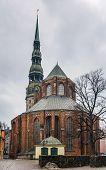 St. Peter Church, Riga