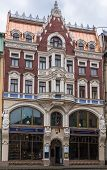 The House In The Style Of Art Nouveau, Riga