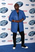 LOS ANGELES - FEB 20:  Randy Jackson at the American Idol 13 Finalists Party at Fig & Olive on Febru