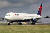 B767 Delta Airlines