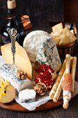 Cheese Platter.