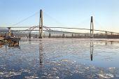 New Westminster, Fraser River Ice