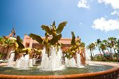 Atlantis Fountain - Horse