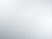 Abstract white metal background