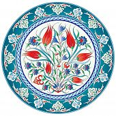 Oriental Ottoman Design Version