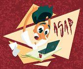 ASAP - Desperate office worker