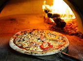 Firewood Oven Pizza