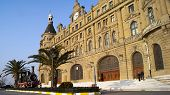 The Haydarpasa Terminal
