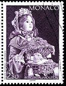 Vintage Doll Stamp
