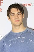 LOS ANGELES - FEB 22: Steven R McQueen at the Abercrombie & Fitch 'The Making of a Star' Spring Camp