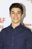 LOS ANGELES - FEB 22: Sean O'Donnell at the Abercrombie & Fitch 'The Making of a Star' Spring Campai