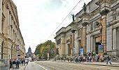 The Royal Museum Of Belgium
