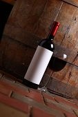 Red Wine In Cellar