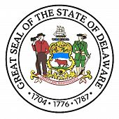 Great Seal Of Delaware