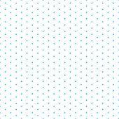 Isometric dot paper. Seamless vector.
