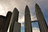 Petronas Twin Towers Skyscrapers