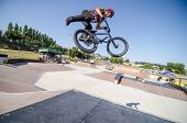 Louis Carvalho During The Dvs Bmx Series 2014 By Fuel Tv