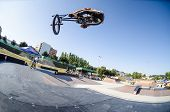 Tiago Tavares During The Dvs Bmx Series 2014 By Fuel Tv