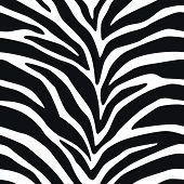 Zebra Stripes Seamless