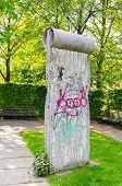 Original Element Berlin Wall