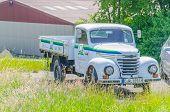 Truck, Classic Car,  Barkas V 901/2;
