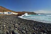 El Golfo Village, Lanzarote Canary Islands.