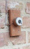 Press Door Bell