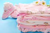 Layette For Baby Girl
