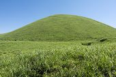 Hemispherical hill