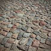 Cobbled Square