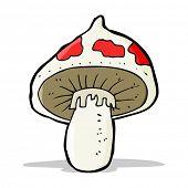 pic of toadstools  - cartoon toadstool - JPG