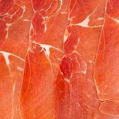 Spanish Jamon Iberico Sliced