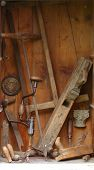 old joiner tools