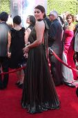 LOS ANGELES - AUG 16:  Bellamy Young at the 2014 Creative Emmy Awards - Arrivals at Nokia Theater on