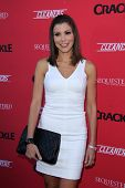 LOS ANGELES - AUG 14:  Heather Dubrow at the Crackle Presents the Premieres of