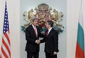 Bulgaria Us Politics John Kerry