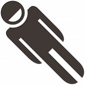 image of toboggan  - Toboggan Icon from Winter sport icon set - JPG