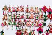 Handmade Jute Artwoks , Indian Handicrafts Fair At Kolkata