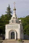 Hurzuf, Temple
