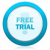 free trial icon