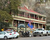 An Inn At Castle Rock Shot, Bisbee, Arizona