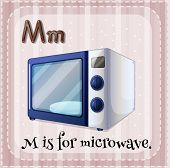 A letter M for microwave
