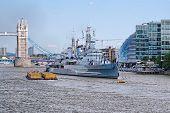 HMS Belfast (Royal Navy light cruise)