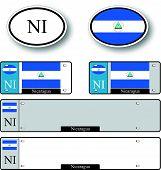 Nicaragua Auto Set