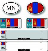 Mongolia Auto Set