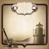 Adventurous Journeys Vintage Background