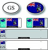 South Georgia And South Sandwich Islands Auto Set