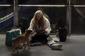 Homeless Life In Las Vegas