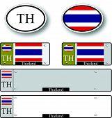 Thailand Auto Set